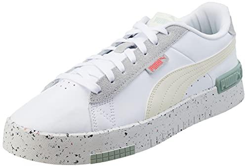 PUMA Damen JADA Better Sneaker, weiß, 40.5 EU