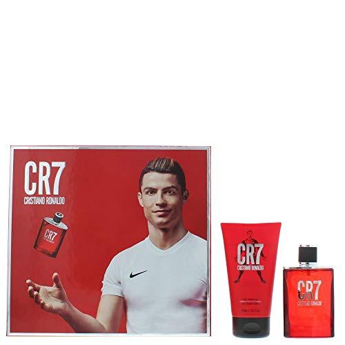 CRISTIANO RONALDO CR7 Homme EDT, Duschgel, 50 ml/150 ml