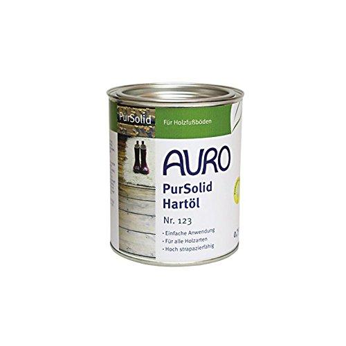 AURO PureSolid Hartöl 0,75 Liter Nr. 123