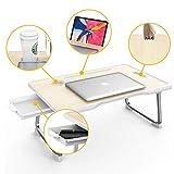 Immagine 2 elekin tavolino per laptop pieghevole