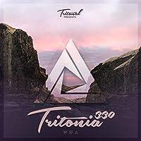 Tritonal Music Album Tritonia 330(2021)カバーポスター壁アートキャンバスプリント絵画リビングルーム家の装飾-24x24インチフレームなし(60x60cm)