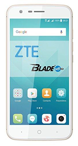 ZTE Blade V8Lite–Smartphone (4G, Octa-Core 1.5GHz, 2GB RAM, 16GB interne Speicher, Bluetooth, WLAN, Android)