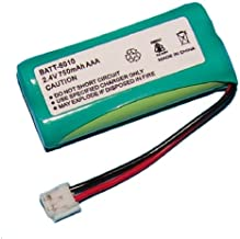Motorola L403 Cordless Phone Battery Ni-MH, 2.4 Volt, 750 mAh - Ultra Hi-Capacity - Replacement for G.E. 5-2762/2770 Rechargeable Battery