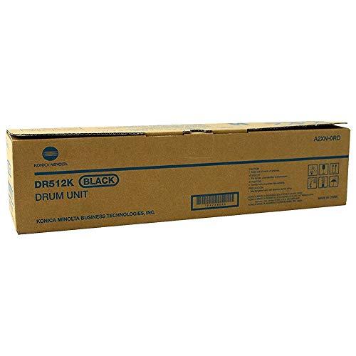 Konica Minolta A2XN0RD Bizhub C224 OPC-Trommel DR512K, 120000 Seiten, schwarz