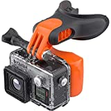 ZHXXA Surf Dive Photography Accessories Surfing Bite Mouthpiece for Surfing Snorkeling Swimming Surfing Shooting Artifact Compatible for GoPro Hero 9/8/7/6/5/4/3+/3/2/1