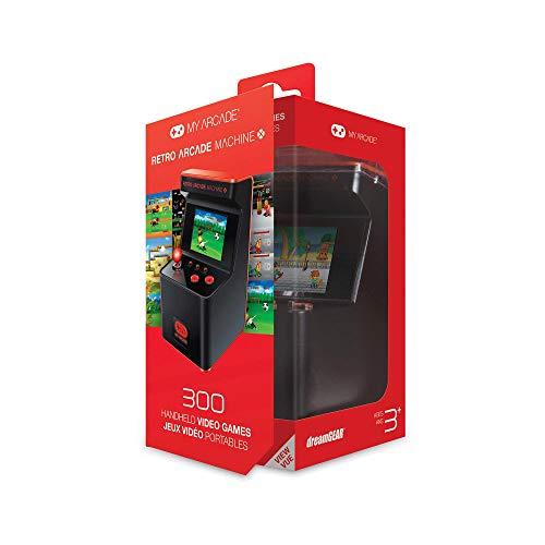 MY ARCADE- Consola Retro Arcade Machine X 300 Juegos (16-bit) (DGUN-2593)
