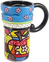Britto Travel Mug Apple A Day Romero Britto