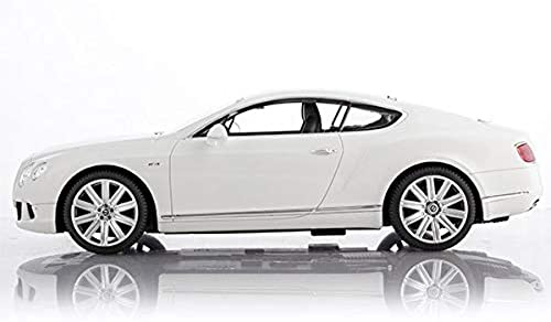 Eurowebb Auto Bentley Fernsteuerung Continental GT – Spielzeug, Farbe – Weiß