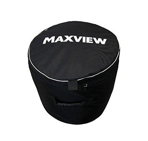 Freizeit Wittke Transporttasche für Maxview VuQube Auto II - Portable vollautomatische Sat-Antenne