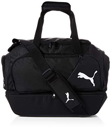 PUMA Kinder Liga Football Bag Junior Tasche, Black, UA