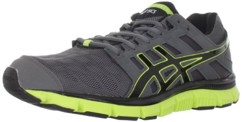 ASICS Men's GEL-Blur33 TR Cross-Training Shoe,Titanium/Black/Lime,7 M US