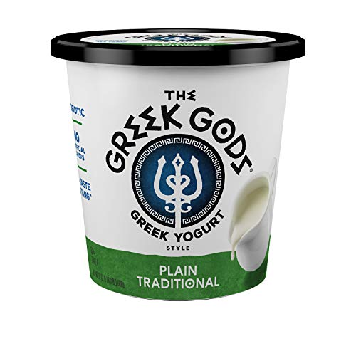 The Greek Gods Greek Yogurt, Plain, 24 oz
