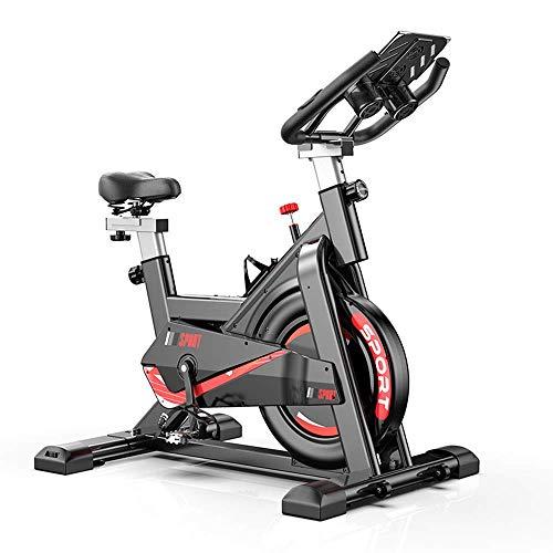 BH Bicicleta de Spinning Equipo de Gimnasio en casa Bicicleta de Ejercicio silenciosa Bicicleta Deportiva de Interior