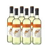 Yellow Tail Chardonnay – Trockener Weißwein aus Australien (6 x 0,75l)