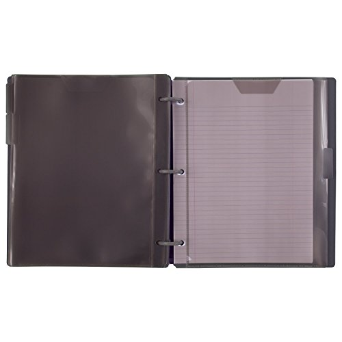 Five Star Flex Hybrid NoteBinder, 1 Inch Binder with Tabs, Notebook and 3 Ring Binder All-in-One, Geo (29148BQ7) Photo #7