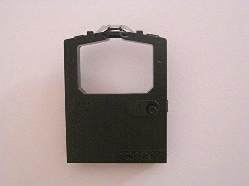1x Farbband für OKI ML 320FB 09002310, 9002310 - Premium - Schwarz
