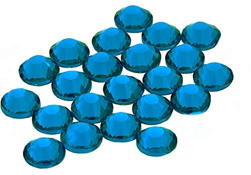 Eimass 7747- brillantes de cristal de grado A, termoadhesivo Hotfix, para disfraces, funda de teléfono y artículos personales, pack de 100unidades