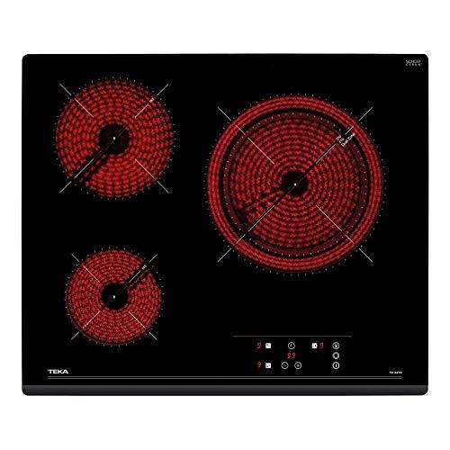 Teka | Placa Vitrocerámica | Modelo TZ 6315 | Touch Control |...