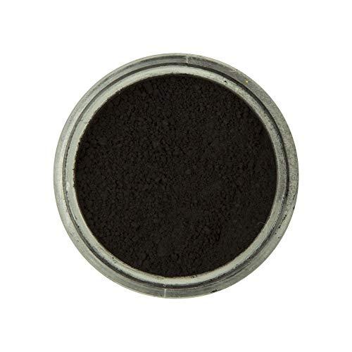 Rainbow Dust Essbare Puderfarben Lebensmittelfarbe, Fondant, Puder Black Magic