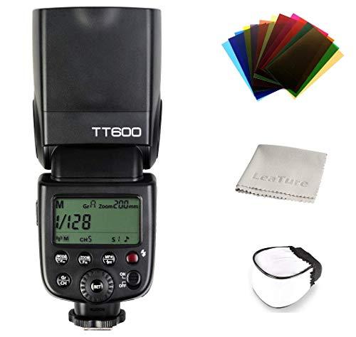 GODOX Thinklite TT600 クリップオンストロボ ガイドナンバー60 2.4Gワイヤレス Canon Nikon Pentaxなど標...