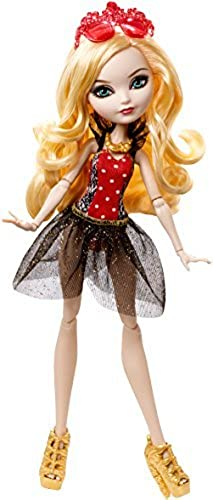 Ever After High Toy - Mirror Beach - ApÃle Weiß Deluxe Fashion Doll - Daughter of Snow Weiß by Ever After High