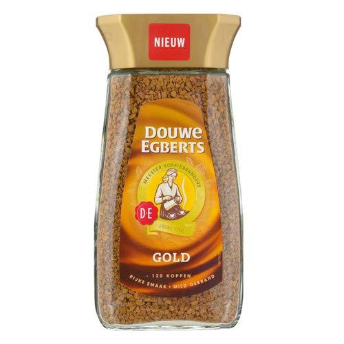 Douwe Egberts - Gold löslicher Kaffee - 200gr
