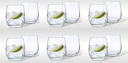 LEONARDO Tavola Wassergläser 360 ml. (12er Set)