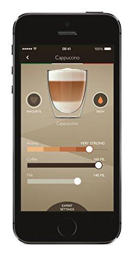 Saeco GranBaristo Avanti – Cafetera espresso automática, con recipiente