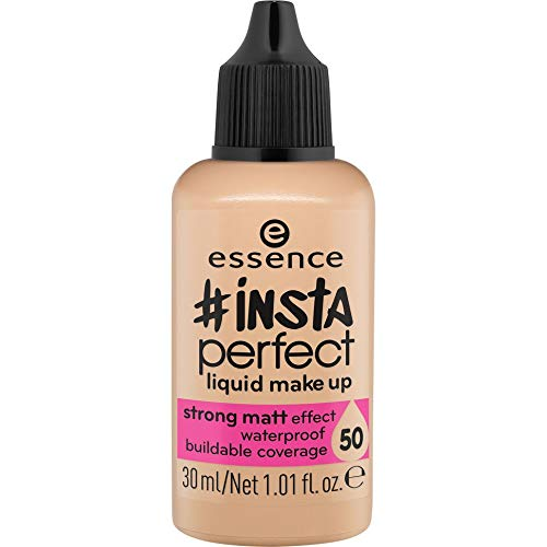 essence insta perfect liquid make up 50 perfect honey - 1er Pack