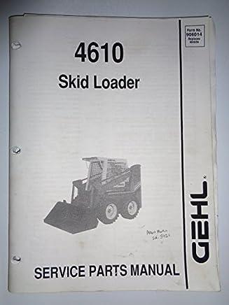 Amazon com: Gehl Parts Manuals - Used