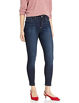 Sanctuary Women's Social Standard High Rise Skinny Ankle, Abigail, 32