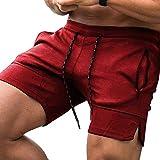 COOFANDY Herren Gym Workout Shorts Gewichtheben Squatting Kurze Passform Training Bodybuilding...
