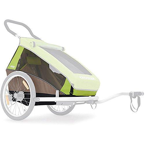 Croozer Body für Fahrradanhänger f.Croozer Kid 1 ab 2016 meadow green Fahrrad