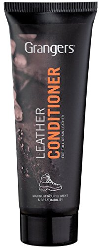 Grangers Leather Conditioner Cleaner, Black, One Size