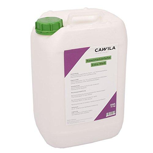 Cawila Extra-Weiß Rasenmarkierung,14kg