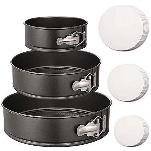 Springform Pan Set of 3