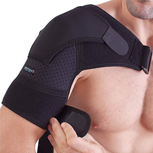 Shoulder Brace for Men and Women for Torn Rotator Cuff Support,Tendonitis, Dislocation, Bursitis,...