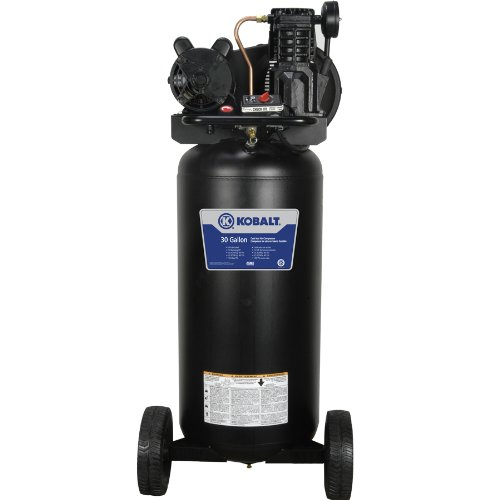Kobalt 2 HP 30-Gallon 155 PSI Electric Air Compressor VT6361