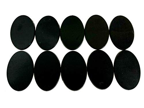 Lot of 10 Warhammer 40k AoS Citadel Large Oval Bases 105mm x 70mm Cawl