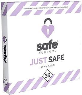 Just Safe - 36 betrouwbare condooms