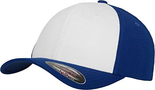 Flexfit Erwachsene Mütze Performance, Roy/Wht, L/XL