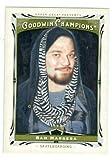 Bam Margera trading card (Jackass Viva la Bam) 2013 Upper Deck Goodwin Champions #33