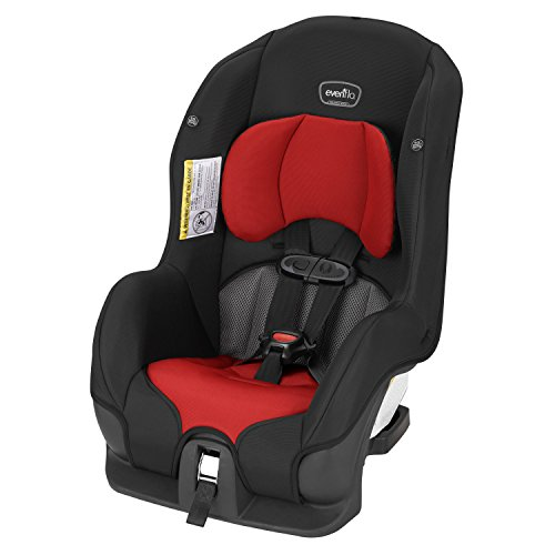 Tribute 5 Convertible Car Seat, 2-in-1, Saturn Gray