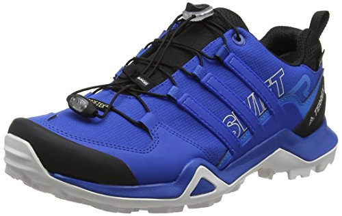 adidas Terrex Swift R2 GTX, Zapatillas de Running para Asfalto Hombre, Azul (Blue...