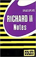 Richard II Notes (Coles) 0774032243 Book Cover