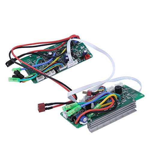 Wosune Controlador de Scooter, características estables Controlador de Placa Base de Scooter Acero de aleación Pequeño Resistente al Desgaste para 36V Placa Base de Scooter para Bicicleta eléctrica