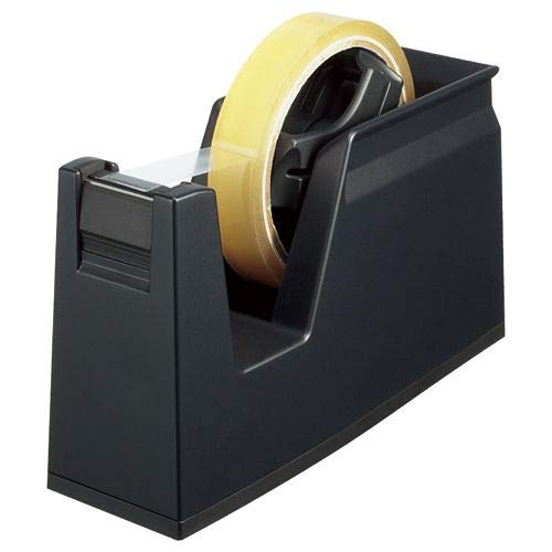 コクヨ テープカッター カルカット 大巻・小巻両用 黒 1台