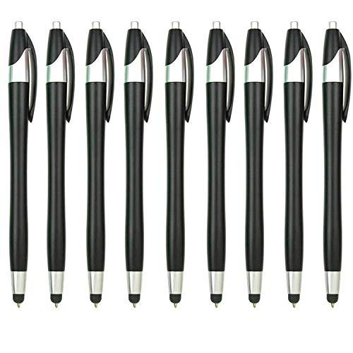 Case2go 100 pezzi – Pennino per tablet e smartphone – Con funzione penna – Penna – Dotati di clip –...