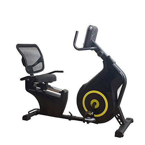 YAJIAN Máquina elíptica, Máquina de entrenamiento cruzada, Home Spinning Bike Ejercicio Máquina para caminar Máquina deportiva interior, Equipo deportivo interior para interiores / Código de productos