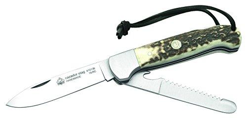 Puma CAZADOR Stag Couteau de Chasse IP Bleu Taille M